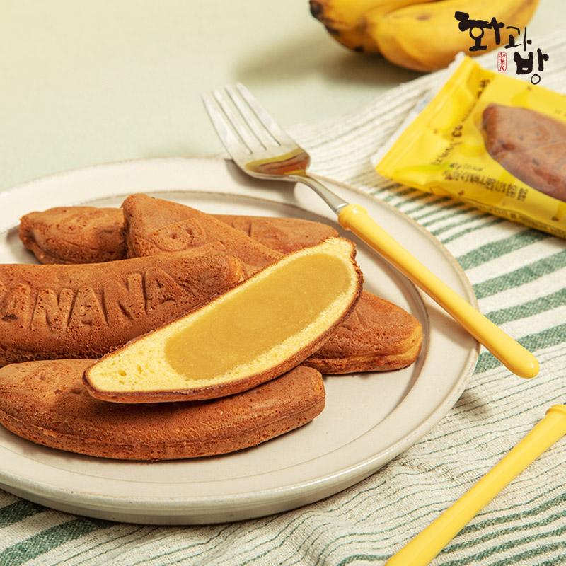 카스텔라 바나나(10개입) 제품사진